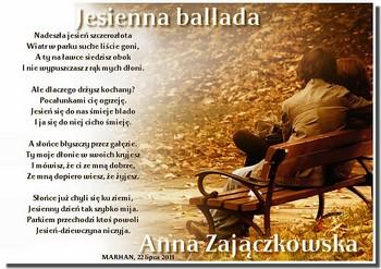 Jesienna Ballada Marhan