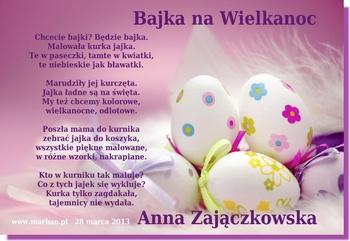 Bajka Na Wielkanoc Marhan