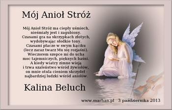 Mój Anioł Stróż Marhan