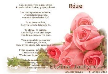 Róże Marhan